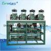O compressor de refrigeração água de R404A Bitzer submete o evaporador do armazenamento frio