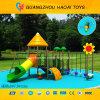 CE Safe Outdoor Playground Equipment per il parco di divertimenti (HAT-018)