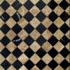 Мраморный мозаика, прокатанные плитки панели, мраморный и керамических настила