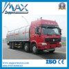 Caminhão de tanque grande do óleo do caminhão de tanque HOWO do óleo do caminhão de tanque do óleo da capacidade para o caminhão do LPG da venda