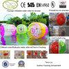ハムスターの球水ローラー球をする娯楽水