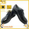 2015の高品質の耐久の本革の黒のオフィスの靴