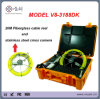 Sewer industriale Leaking Inspection Camera System con Keyboard e DVR