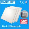 Dali Dimmable 595*595 LEDの照明灯の正方形120lm/W
