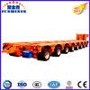 販売のニコラスの熱いタイプ販売のためのモジュラー油圧マルチ車軸トラックのトレーラー200-600トンの