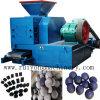 Kohle-Holzkohle-Kugel-Druckerei-Maschinen-Maschinen-Brikett-Kugel-Maschine