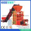 Máquina do tijolo do bloco de cimento da máquina de negócio do investimento de Qtj4-26c baixa
