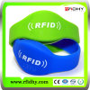 Wristband Impermeável do Silicone RFID do Baixo Custo da Alta Qualidade