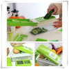 Vegetable (VK14015-ABS)のための便利なKitchen Tools Fruit Dicer Choppers
