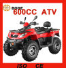 Новое 600cc 4X4 ATV Quad (MC-392)