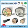Le faisceau de cuivre électrique XLPE du fil 10mm de câble a isolé le prix de câble d'alimentation de la SWA engainé par PVC 4X10mm2