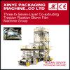 Strangpresßling-Plastikfilm-durchbrennenmaschine der Hersteller-multi Schicht-Co