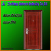 Stahlsicherheits-Tür