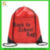 Drawstring School Bag, para Promotion e Gift