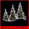 Holiday Decoration Christmas LED 2D Tree Motif Light
