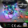 Luz de Natal impermeável ao ar livre do diodo emissor de luz da decoração da qualidade de Factroy