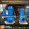 Abwasser-Pumpe verwendet zentrifugale versenkbare Abwasser-Pumpe