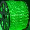 최신 판매 4 철사 편평한 LED 밧줄 빛