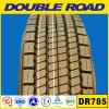 Neumático del fabricante 215/75r17.5-14pr de la costilla Dr785
