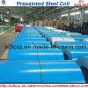 Telhando a bobina de aço galvanizada Prepainted dos produtos de aço (GL)