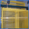 Galvanized or PVC Coated Wire Mesh Garden Fence