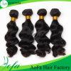 Capelli brasiliani non trattati del commercio all'ingrosso 8A Remy dei capelli umani di 100%