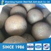 Hohe Härte schmiedete Stahlkugel für silberne Grube