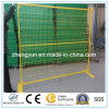 Hot Sale PVC Coated Fence Temporary Fence com Wire Mesh Fence