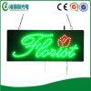 Panneau ouvert d'affichage à LED de signe de fleur du signe LED de LED (HSF0009)