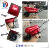 Wheelbarrow de aço da alta qualidade para o mercado Wb5638 de África do Sul