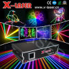 X-Laser RGB Laser Show System/Lazer Light Laser-2With Disco Lighting/