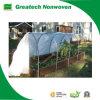 Tela del paisaje de la protección de las plantas de jardín