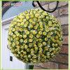 2015の卸売の人工プラスチック花の球