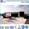 Edificio prefabricado de acero de la estructura de acero del marco del espacio para el almacén