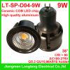 Luz 9W do ponto do diodo emissor de luz da alta qualidade (LT-SP-D04-9W)