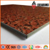 Mejor Panel compuesto de aluminio Nano Calidad autolimpieza Piedra Look