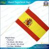 Bandeiras nacionais da mão de Spain (NF01F02028)