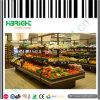 Cremalheiras de indicador do supermercado para frutas e verdura