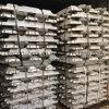 중국 공장에서 알루미늄 주괴 99.9%