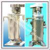 Separador tubular de alta velocidad del tazón de fuente de 125 series de GQ para los líquidos refrigeradors y los lubricantes del laminador