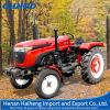 Las ruedas de la maquinaria agrícola 65HP dos conducen los tractores agrícolas