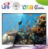 2017 Uni OEM Pantalla LED Smart TV Internet Buena