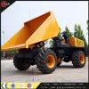 道のサイトのダンプトラックFcy30を離れた4WD中国3ton