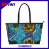 Nouvelle Madame Handbag de tissu du Devon