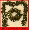 Свет гирлянды рождества крытого украшения праздника цветастый Handmade
