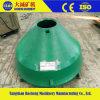 Fodera della ciotola del frantoio del manganese del fornitore della Cina alta