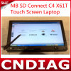 voor MB BR Connect C4 met Lenovo Thinkpad X61t Touch Screen Laptop met Latest Software (MB7)