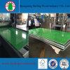Зеленая доска MDF меламина цвета высоко лоснистая UV