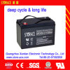 Cycle profond Lead Acid Battery 6V 200ah pour Solar