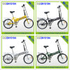CE Factory de 2015 36V Foldable Electrical Bicycle
